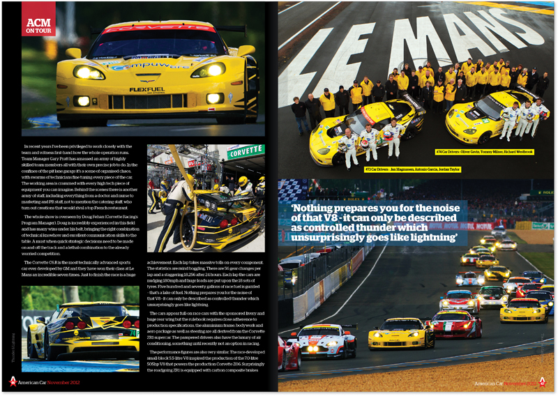 Philip Norris - Le Mans 24 Feature Article (2)