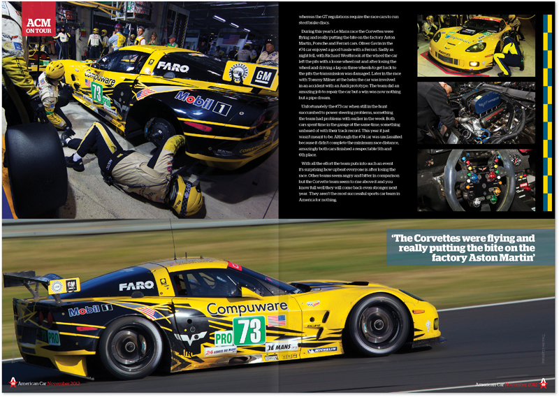 Philip Norris - Le Mans 24 Feature Article (3)