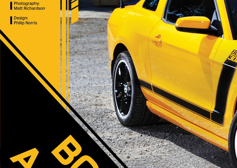 American Car Magazine Issue 114 – Boss 302 Cover Feature