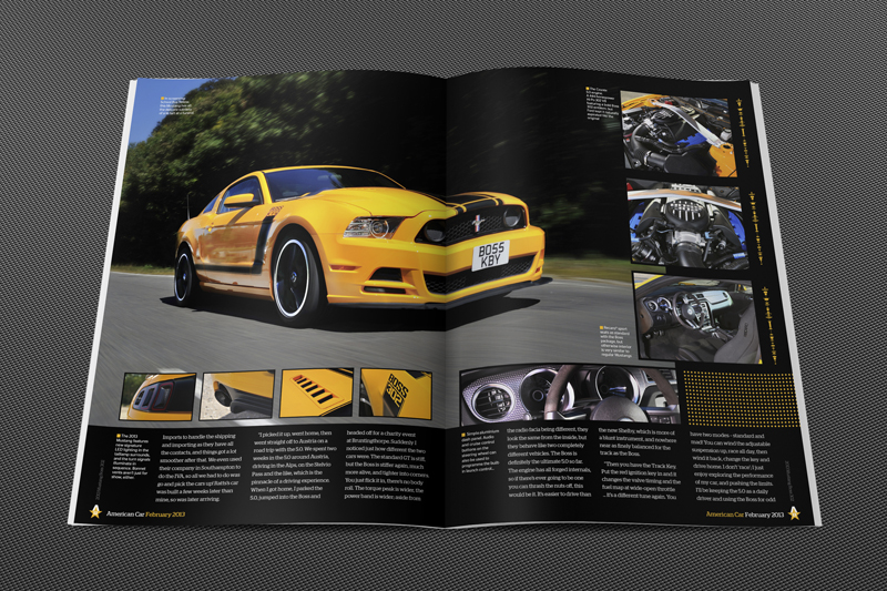 Philip Norris - American Car Magazine Issue 114 Boss 302 (3)
